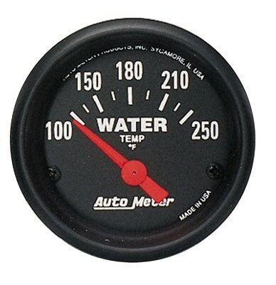 """AUTO METER PRODUCTS 2635 Gauge  Water Temp  2 1/16""""  100-250?F  Electric  Z Seri"""