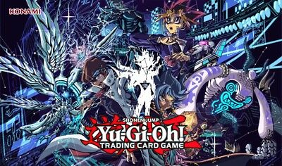 Yu-Gi-Oh Darkside of diemenson DIY playmat offical size and natural rubber