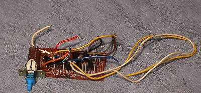 OEM Yamaha CR 1020,CR 2020,CR 3020 Stereo Receiver speaker level/signal Q switch