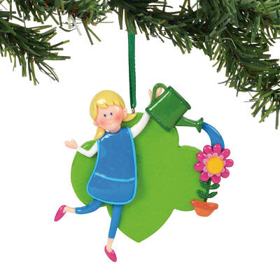 Dept 56 Girl Scouts 6000380 Daisy Personalizable Ornament 2018