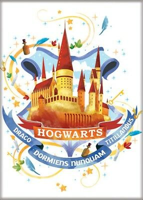 Harry Potter Charms 2 Hogwarts 3x2 Magnet