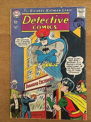 Detective Comics 322 Batman (December 1963)