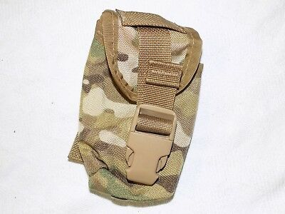 OCP Molle MULTICAM Flashbang Grenade Pouch Utility PALS USGI Army Military PMC