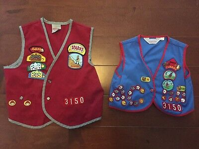 Awana Sparks and Clubbies Vest - Vintage - Pins, Patches Christian Church