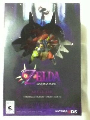 The Legend of Zelda Majora's Mask 3D: SKULL KID Collectible Figurine NEW in box!