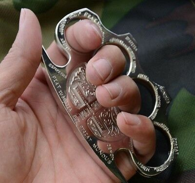 Tirapugni New Holy Bible Da Collezione Brass Knuckles