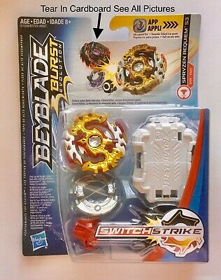Hasbro Beyblade Burst Evolution Switch Strike Spryzen Requiem S3 US Seller