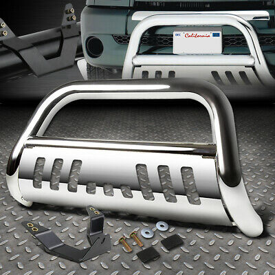 For 2016-2017 Toyota Tacoma Bull Bar+License Plate Relocation Kit Mount Brackets