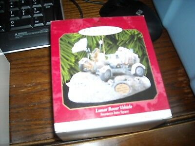 Hallmark Ornament Journey into Space The Luner Rover