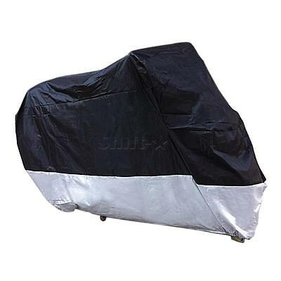 XL 180T Motorcycle Protective Cover for Suzuki Burgman AN 400 650 Scooter L 3