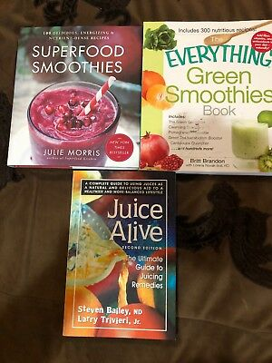 Superfood Everything Green Juice Alive Smoothies