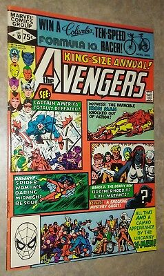 Avengers Annual #10 1st Appearance Rogue (Marvel, 1981)