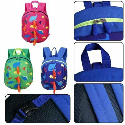 For Walking Toddler Kids Baby Safety Harness Leash Anti Lost Backpack Strap Bag