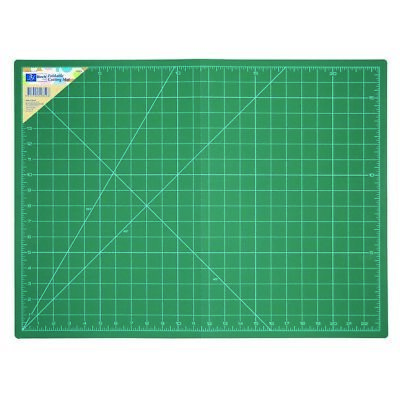 Foldable Cutting Mat with Imperial Measurements | 450 x 300 x 3mm | Birch 012075