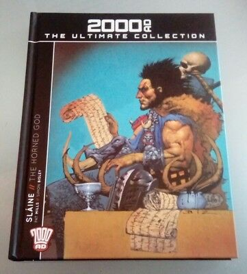 2000ad The Ultimate Collection #32 Slaine The Horned God NM Hatchette partworks