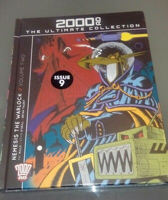 2000ad The Ultimate Collection issue 9 volume 20 by hatchette partworks sealed