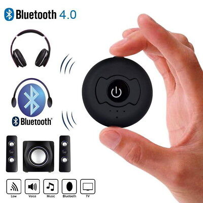 Bluetooth 4.0 Audio Transmitter A2DP Stereo Dongle Adapter for TV PC Speaker