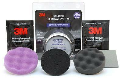3M 39071 Scratch Removal System, Polish, Pads, Backing Plate, FREE UK SHIPPING