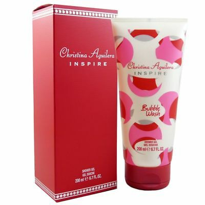 Christina Aguilera Inspire 200 ml Showergel Duschgel Shower Gel