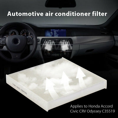 FIT For HONDA ACCORD ACURA CIVIC CRV ODYSSEY C35519 ENGINE CABIN AIR FILTER