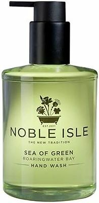 Noble Isle Sea of Green Hand Wash & A FREE Molton Brown 30ml - BRAND NEW