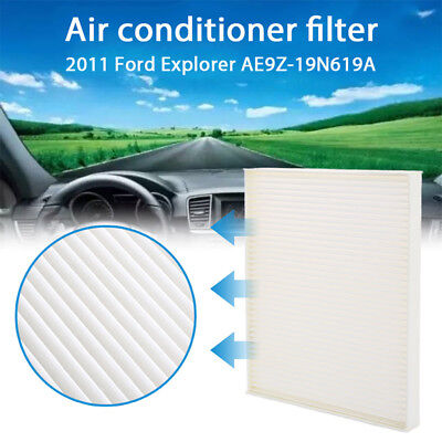 For 2011 Ford Explorer Motorcraft Cabin Air Filter FP68 AE9Z-19N619A