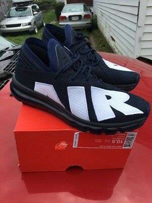 Nike Air Max Flair Dark Obsidian Blue 942236 400 Men s Running Shoes Size  10.5 04e2f8cb0