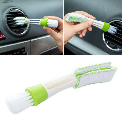 Mini Clean Car Indoor Air-condition Brushing Tool Car Care Detailing For all car