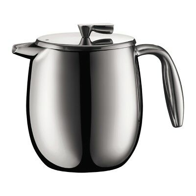 Bodum Columbia Stainless Steel French Press - 4 Cup