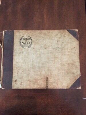 1912 The Chart History of the World and A Three Years' Course of Study by Kaye
