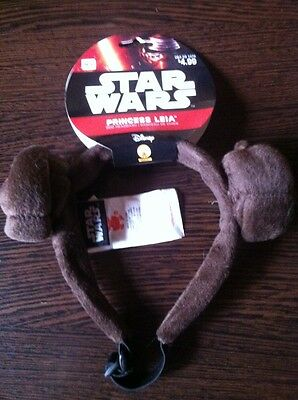 Princess Leia ,Fancy Dress ,DISNEY STAR WARS  Hundekostüm M/L,Halloween,Dog,Pet