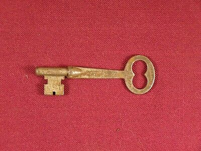 Vintage / Antique Russell and Erwin R&E Mfg Co Skeleton Key Mortise Lock Bit Key