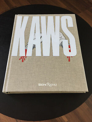 Kaws book - NEW - Rizzoli