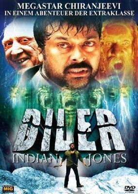 Diler - Indian Jones - DVD - NEU / OVP - Abenteuer Action