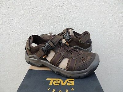 155ecf0d5 Teva Omnium 2 Turkish Coffee Leather Water Shoes Sandals