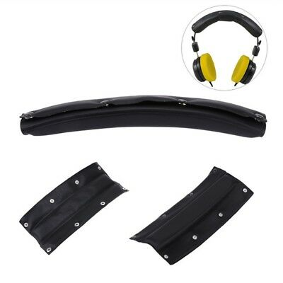 Headphone Headband Pad Sponge Leather Cushion Replacement Headbands Universal