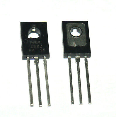 NEC D985 TO-126 PNP EPITAXIAL SILICON TRANSISTOR LOW