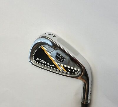 Wilson Staff FG Tour V4 Forged 5 Iron DG Pro S300 Stiff  Steel Shaft