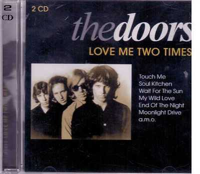 The Doors Love me Two Times 2 Cd Falcon Neue Medien