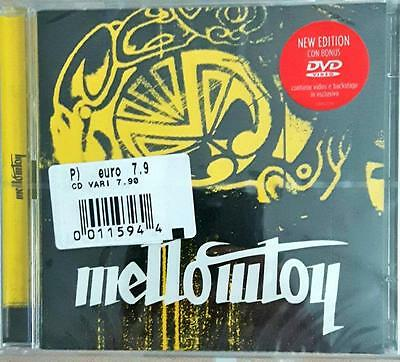 Mellowtoy S/t Omonimo Cd Sigillato Sealed
