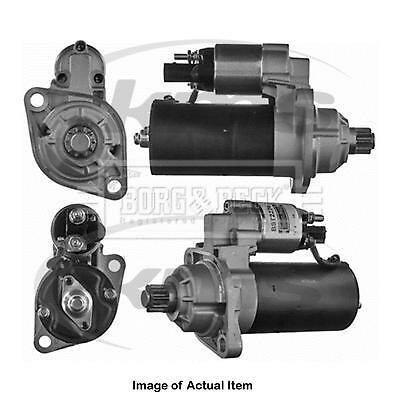 New Genuine BORG & BECK Starter Motor BST2226 Top Quality 2yrs No Quibble Warran