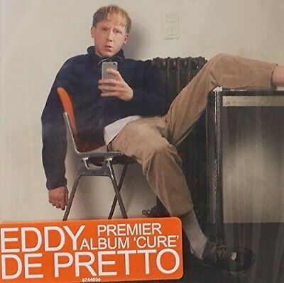 Cure - Eddy De Pretto (2018, CD NEUF)