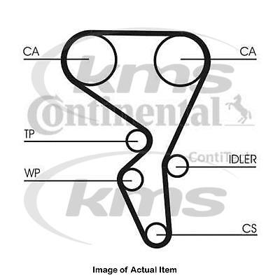 New Genuine CONTITECH Timing Cam Belt Kit CT1065K2 Top German Quality