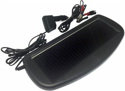 Streetwize 12v 1.5w Solar Panel Battery Trickle Charger Caravan Motorhome Car