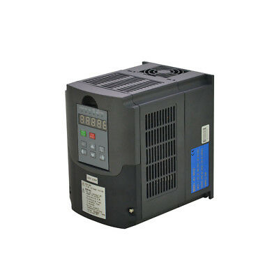 Frequenzumrichter 10A 3HP 2.2KW 220V VFD VARIABLE FREQUENCY DRIVE INVERTER