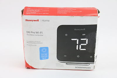 Honeywell DC6000WF1001 Universal WI-FI Ductless Air Conditioner Control BNIBS