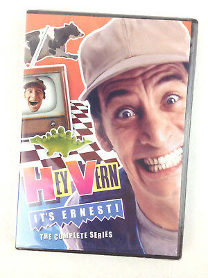 NEW Sealed 'Hey Vern It's Ernest!' The Complete Series 13 Episode 2-Disc DVD Set