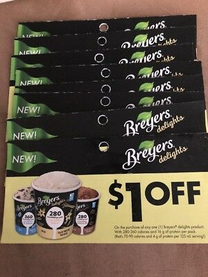 8 $1 off Breyers Delights coupons