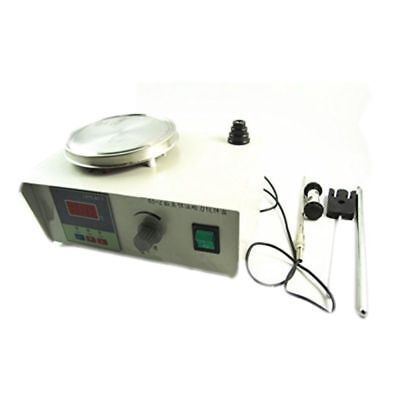 Magnetic Stirrer With Hot Plate Heating Lab Mixer 220V