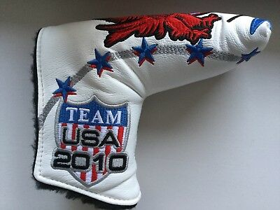 New Scotty Cameron Ryder Cup 2010 Team USA Headcover